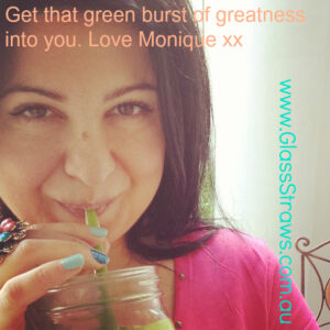 Get that green burst of goodness